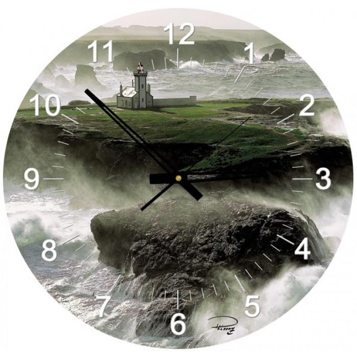 Puzzle Horloge - Plisson, Phare des Poulains (Pile non fournie)