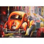 Puzzle  Art-Puzzle-4164 La Coccinelle