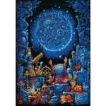 Art-Puzzle-4325 Puzzle Néon - Astrologie