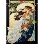 Puzzle  Art-Puzzle-4331 Couple Romantique