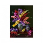 Puzzle  Art-Puzzle-4360 Flowers and Colors