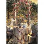 Art-Puzzle-4450 Puzzle Senteur - Jardin de Roses