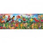 Puzzle  Art-Puzzle-4475 Oiseaux de Printemps