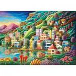 Puzzle  Art-Puzzle-4641 Hidden Harbor
