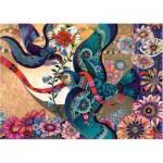 Puzzle  Art-Puzzle-4646 David Galchutt : Le Printemps