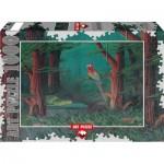 Puzzle  Art-Puzzle-61015 Ahmet Yesil - L'invité de la Forêt