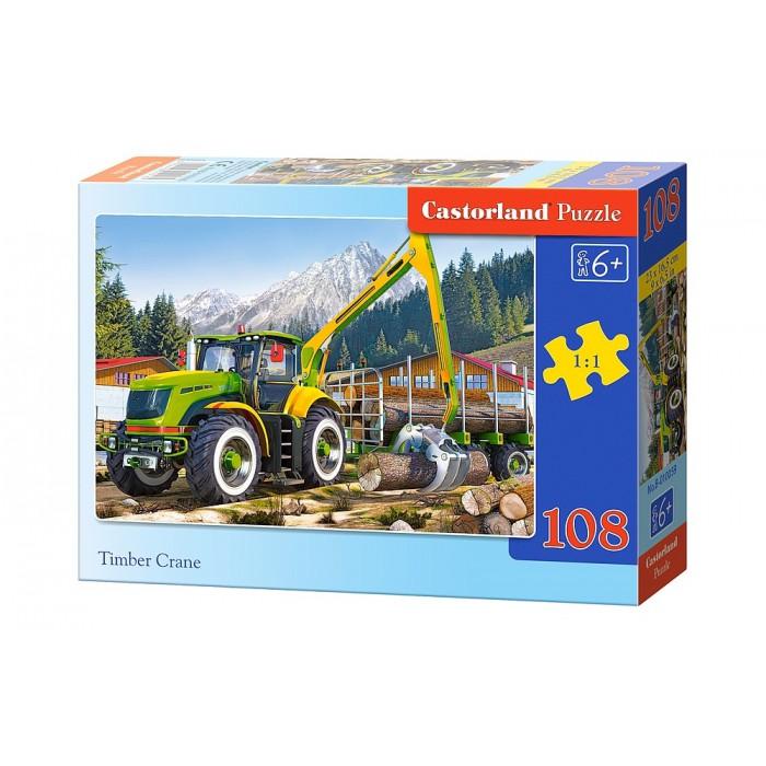 Tracteur Timber Crane