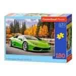 Puzzle  Castorland-018154 Lamborghini Huracan LP 610-4