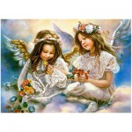 Puzzle  Castorland-018215 Gift from an Angel