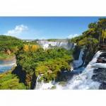 Puzzle  Castorland-101917 Les chutes d'Iguazu, Argentine