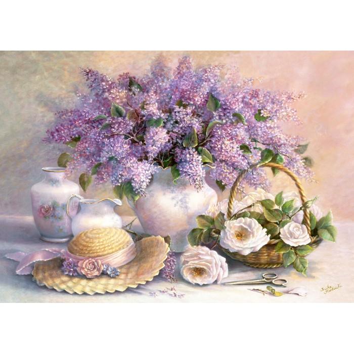 Trisha Hardwick : Jour de lilas
