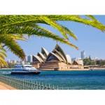 Puzzle  Castorland-103003 Australie : Opéra de Sydney