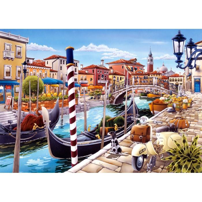 Canal de Venise, Italie
