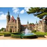 Puzzle  Castorland-150670 Château de Moszna, Pologne
