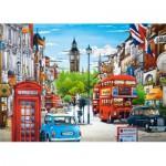 Puzzle  Castorland-151271 Londres