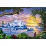 Puzzle  Castorland-151295 Opéra de Sydney