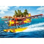 Puzzle  Castorland-27323 Tropical Taxi