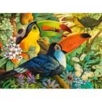 Puzzle  Castorland-300433 David Galchutt : Interlude
