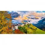 Puzzle  Castorland-400164 Santa Lucia, Italy