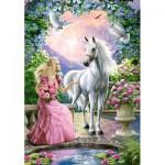 Puzzle  Castorland-52127 Le Jardin Secret