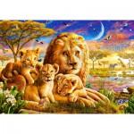 Puzzle  Castorland-52134 Dawn Pride