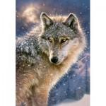Puzzle  Castorland-52431 Lone Wolf