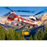Puzzle  Castorland-B-018239 Sky Transport
