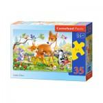 Puzzle  Castorland-B-035014 Bambi