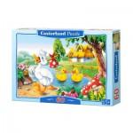 Puzzle  Castorland-B-06533 Le Vilain Petit Canard