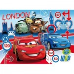 Puzzle  Clementoni-07304 Cars