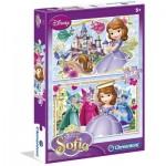 2 Puzzles - Disney Sofia