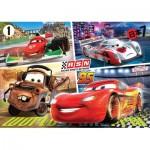 Puzzle  Clementoni-24470 Pièces XXL - Cars