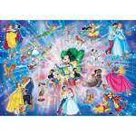 Puzzle  Clementoni-26407 Pièces XXL - Disney