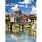 Puzzle  Clementoni-30344 Rome
