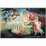 Puzzle  Clementoni-31430 Botticelli : Naissance de Vénus