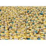 Clementoni-31450 Minions - Impossible Puzzle!