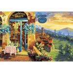 Puzzle  Clementoni-32552 Enoteca