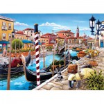 Puzzle  Clementoni-35026 Venise