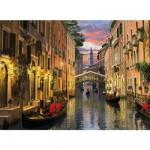 Puzzle  Clementoni-36517 Italie, Venise