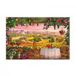 Puzzle  Clementoni-39260 Dominic Davison : Romantique Toscane