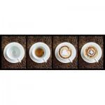 Puzzle  Clementoni-39275 Café