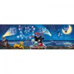 Puzzle  Clementoni-39287 Mickey et Mimie