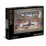 Puzzle  Clementoni-39289 Rosselli : La Cène