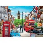 Puzzle  Clementoni-39339 Londres