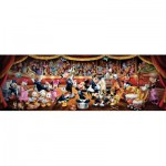 Puzzle  Clementoni-39347 Disney