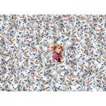 Clementoni-39360 Puzzle Impossible - La Reine des Neiges
