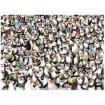 Puzzle  Clementoni-39362 DreamWorks - Les Pingouins de Madagascar