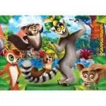 Puzzle   DreamWorks - King Julien