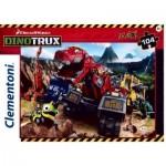 Puzzle   Pièces XXL - Dino Trux
