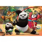 Puzzle   Pièces XXL - Kung Fu Panda 3
